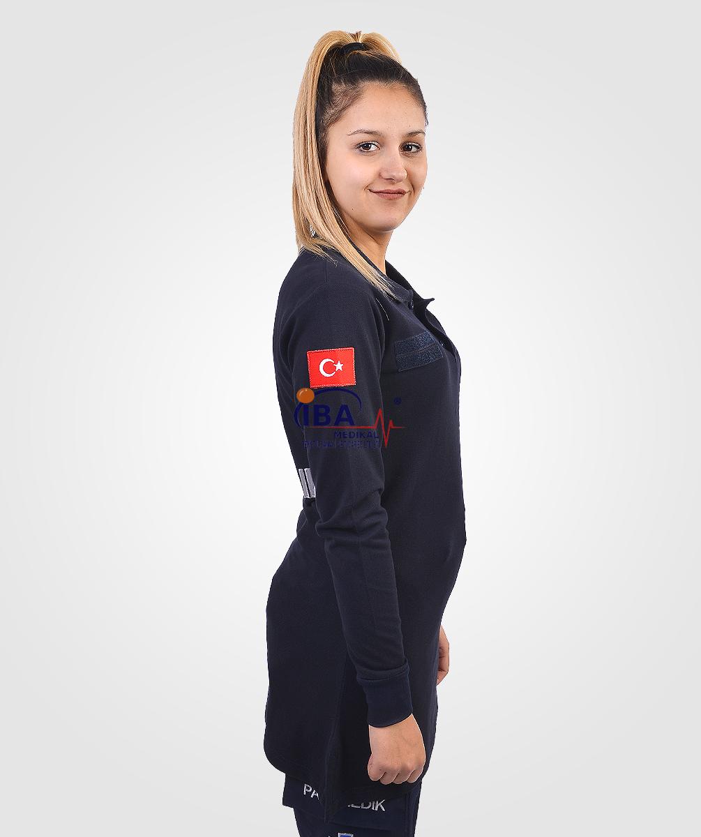 112 Tunik T-shirt Lacost | 112 Kıyafetleri