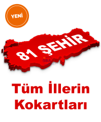 Şehir Kokartları | 112 Ürünleri | Aksesuar | 112giyim.com