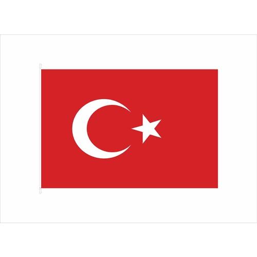 Türk Bayrağı Patch - Kola ve Göğse Yapıştırılır