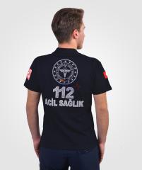 112 Lacost T-Shirt Lacivert | 112 Kıyafetleri | 112giyim.com