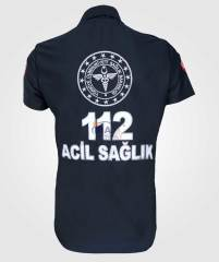 112 Tişört Comfort Polo Yaka  | 112 Kıyafetleri | 112giyim.com