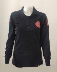112 Tişört Lacost Uzun Kollu Lacivert | 112 Kıyafetleri