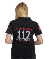 ATT T-shirt Lacivert Kısa | 112 Kıyafetleri | 112giyim.com